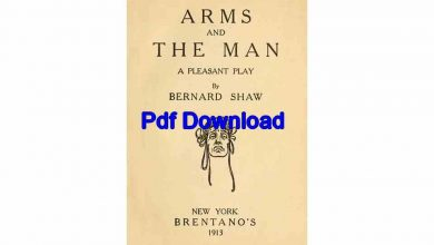Photo of Arms and the Man Pdf Download